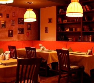 Бар-ресторан «Этажи»