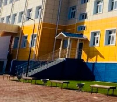 Гыданская школа-интернат