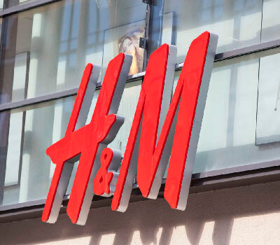 Сеть магазинов H&M